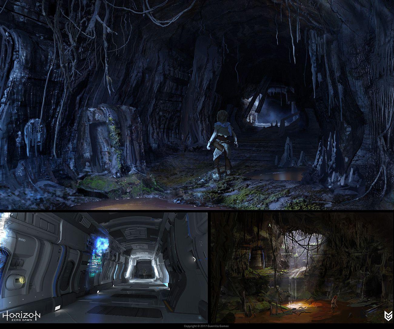 lloyd-allan-hrz-bunker-hallway-concepts-lloyd-allan.jpg (1300×1086)