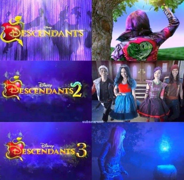 descendants 3 kept as a secret
