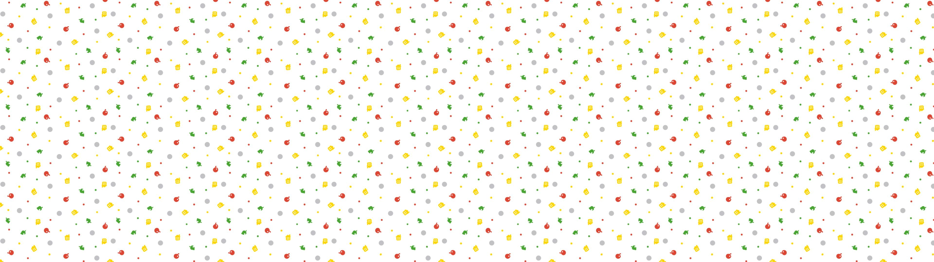 White Red And Yellow Digital Wallpaper Animal Crossing Animal