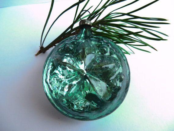 soviet christmas ornaments soviet vintage glass toy ussr christmas decorations russian vintage glass