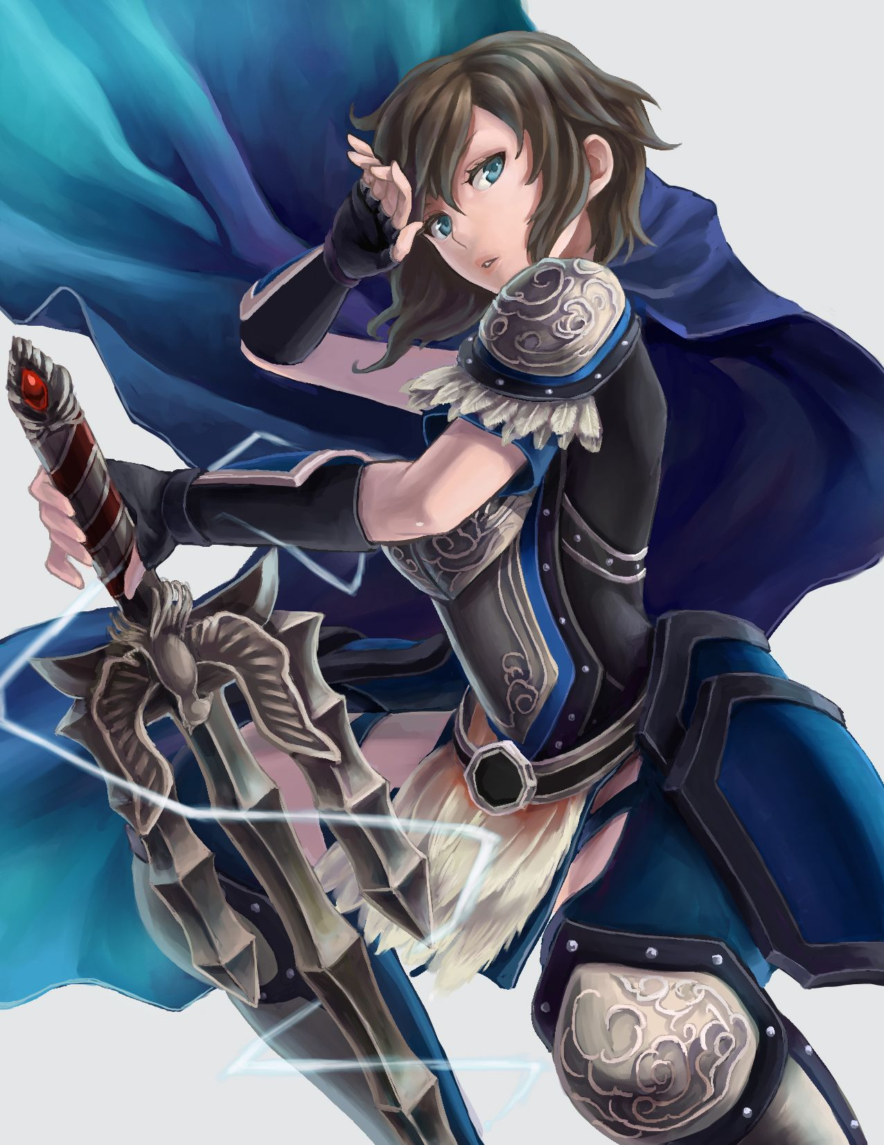 dynasty warriors anime