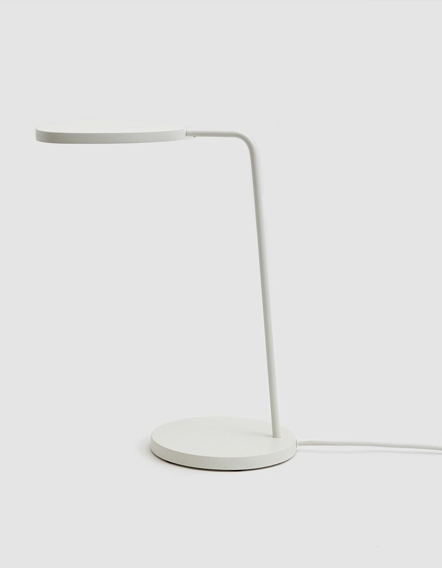 Muuto Leaf Table Lamp In White In 2020 Leaf Table Lamp Table Lamp