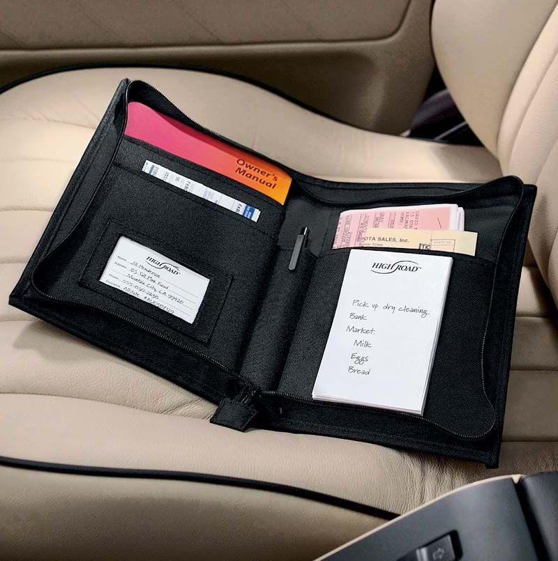 Glove Box Storage Of Car Manuals Registration Insurance Car