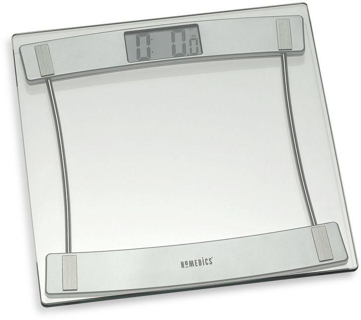 Website Photo Gallery Examples Contemporary look HoMedics Glass Digital Bathroom Scale