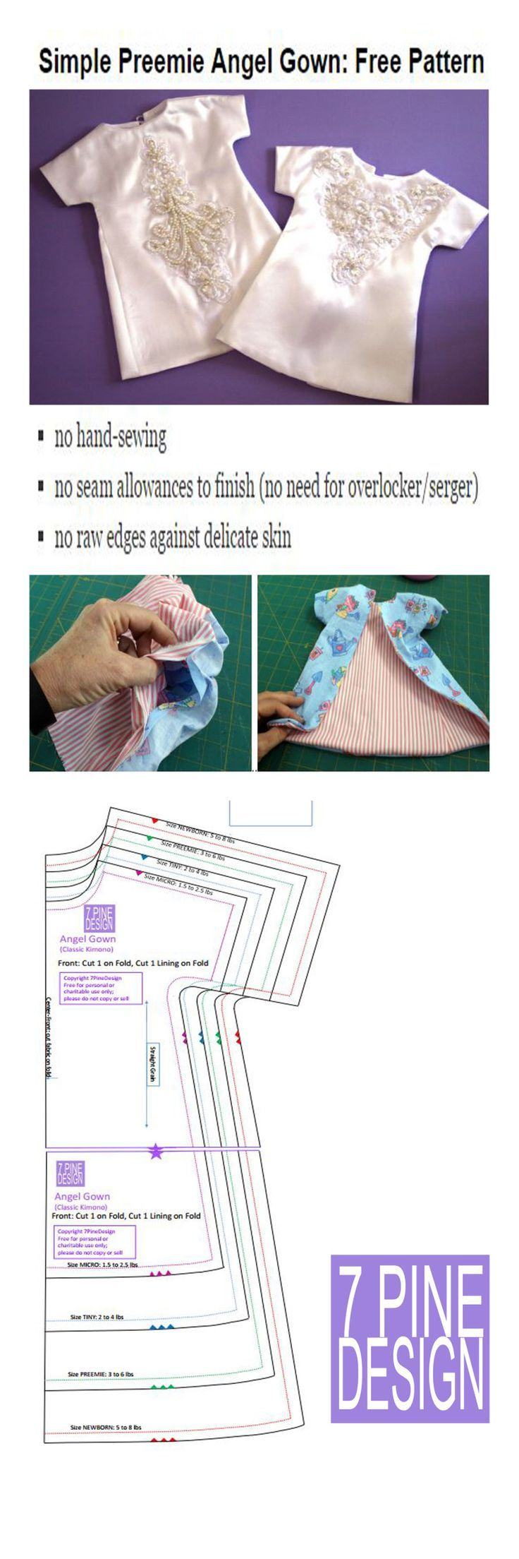Image result for baby angel gowns patterns   4-h crafts   Pinterest ...