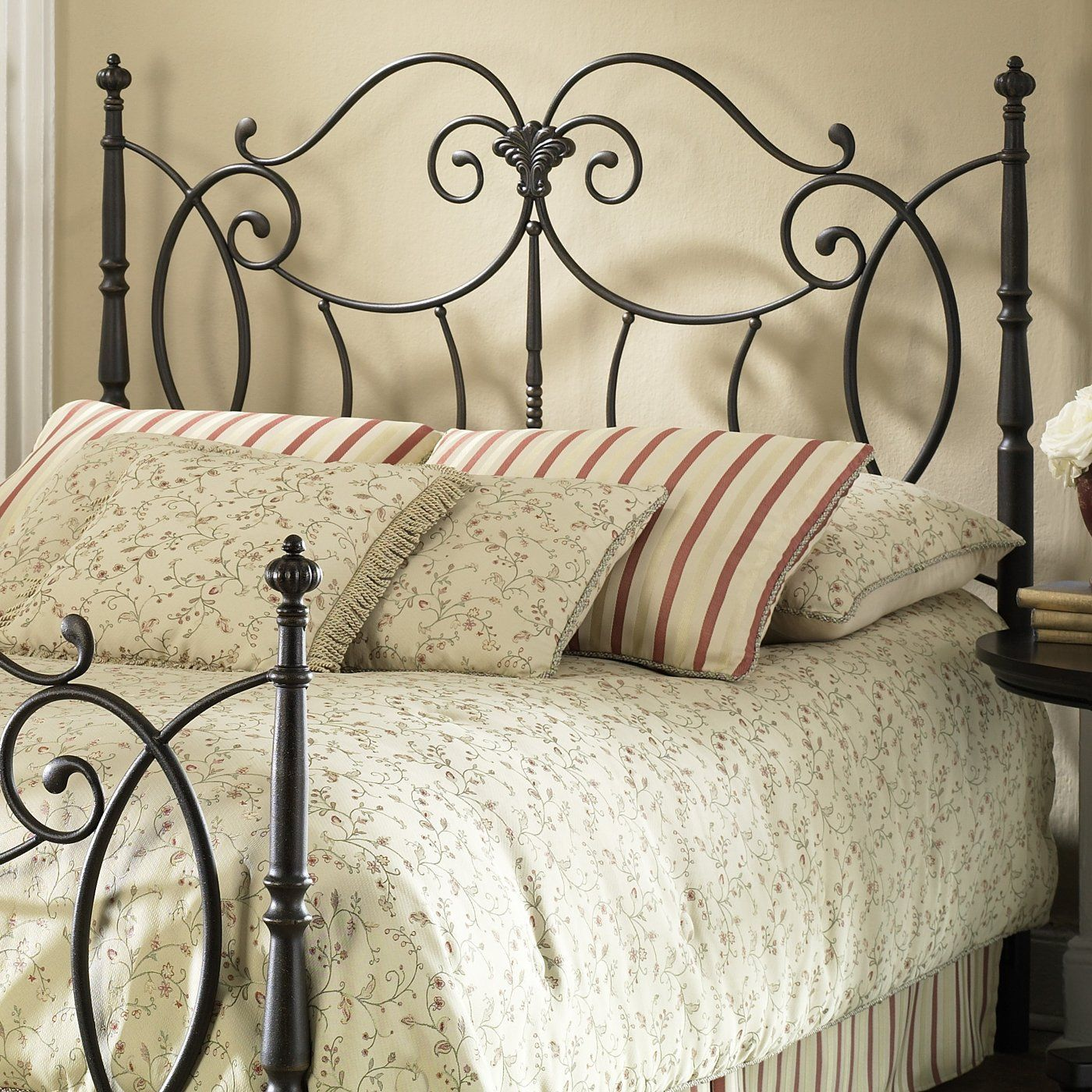 Fashion Bed Group Shannon Wrought iron beds, Iron