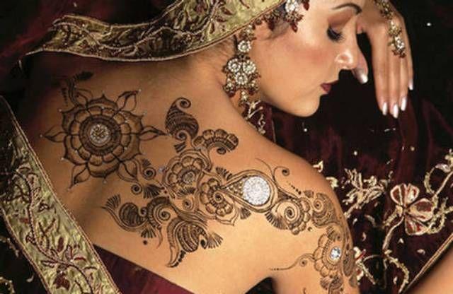 Mehndi Tattoo Hd : Full body bridal henna mehndi & beautiful tattoos