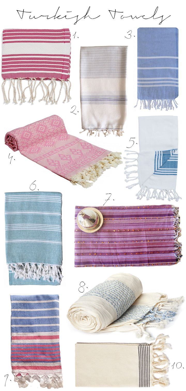 Turkish Towel Round Up With Images Turkish Towels Turkish