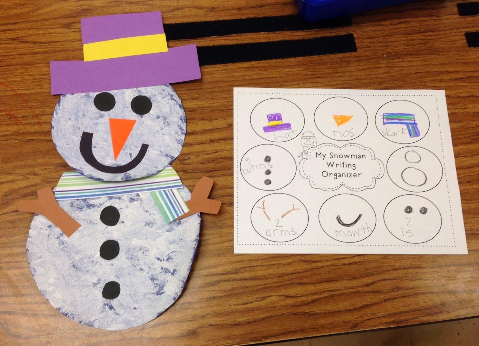 Winter Fun Math Literacy Amp Writing Activities Plus A