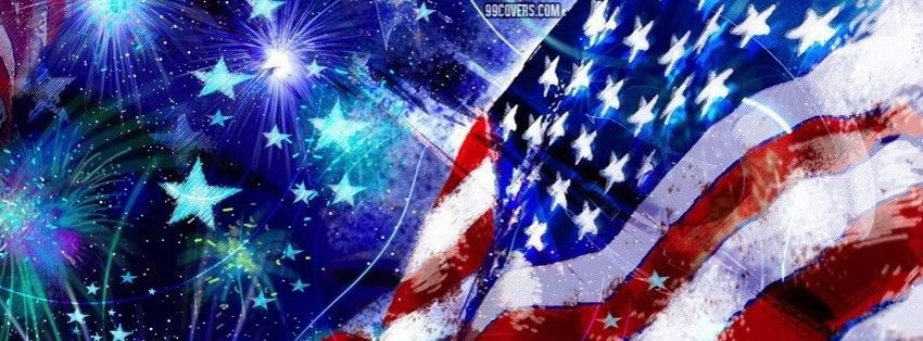 35+ Happy 4th Of July Independence Day 2014 Facebook Cover Photos