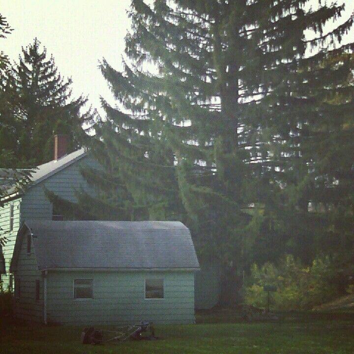 Farmhouse in illinois