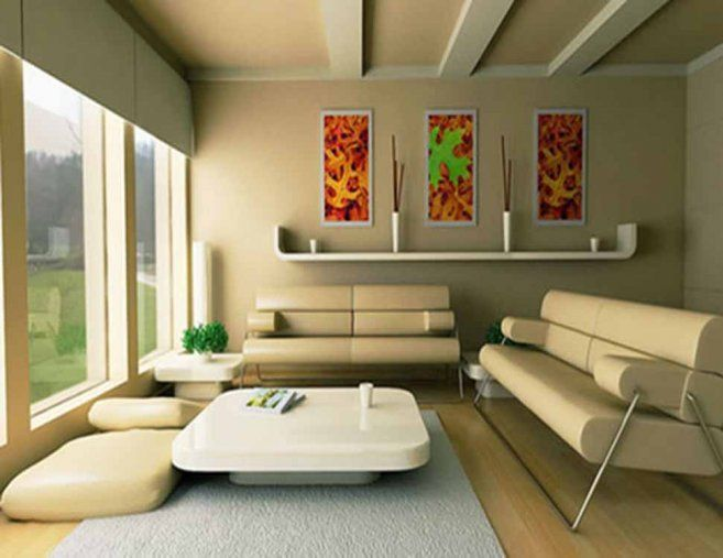 Red Colour Schemes For Living Rooms Design Ideas: Superb Living ...