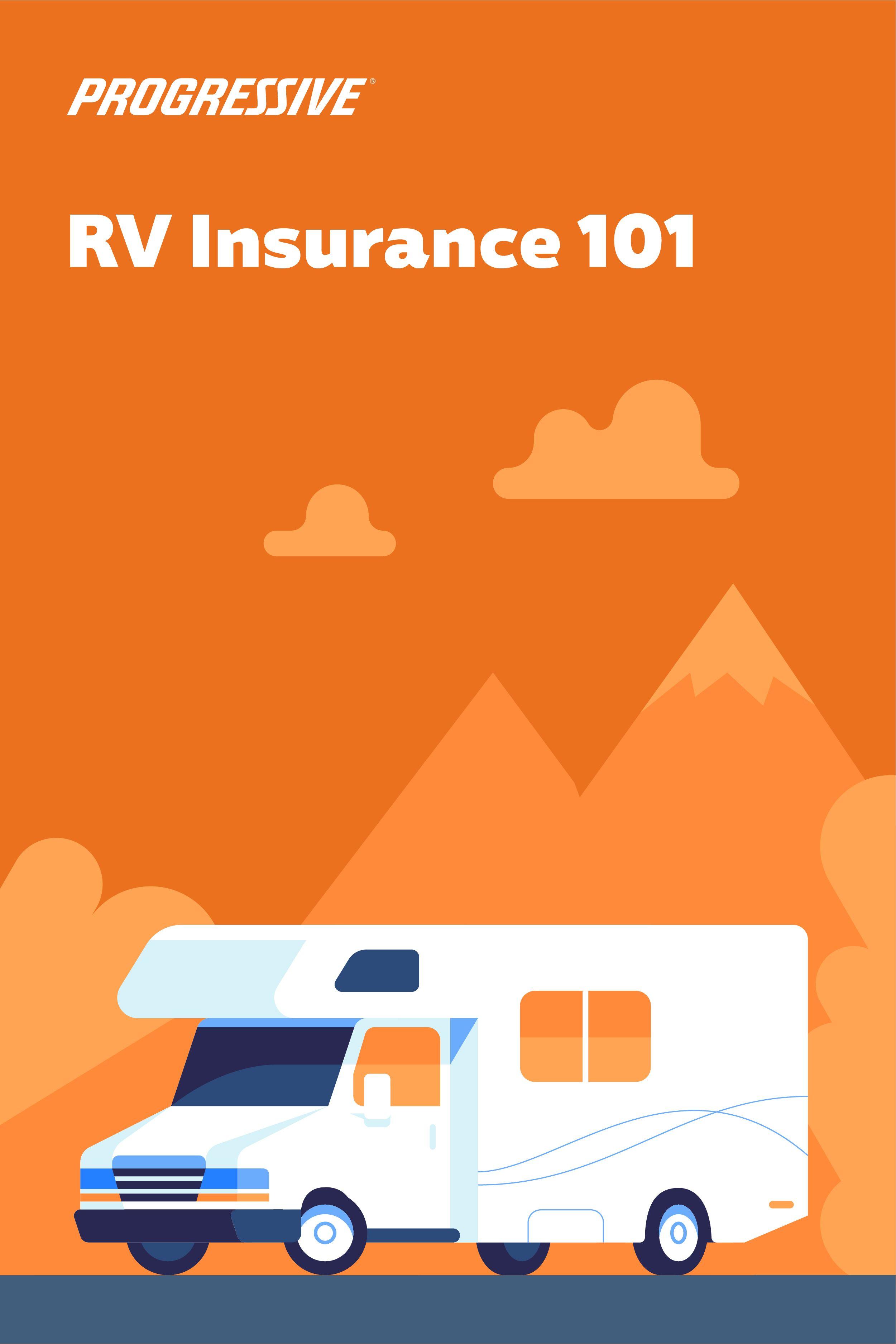 RV insurance 101 in 2020 Rv insurance, Rv, Rv trailers