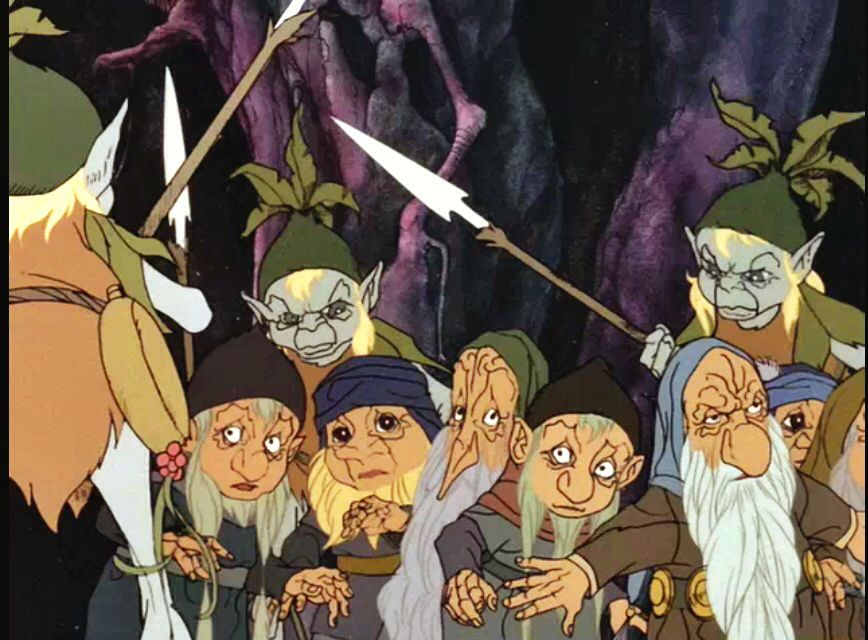 the hobbit cartoon elves wwwpixsharkcom images