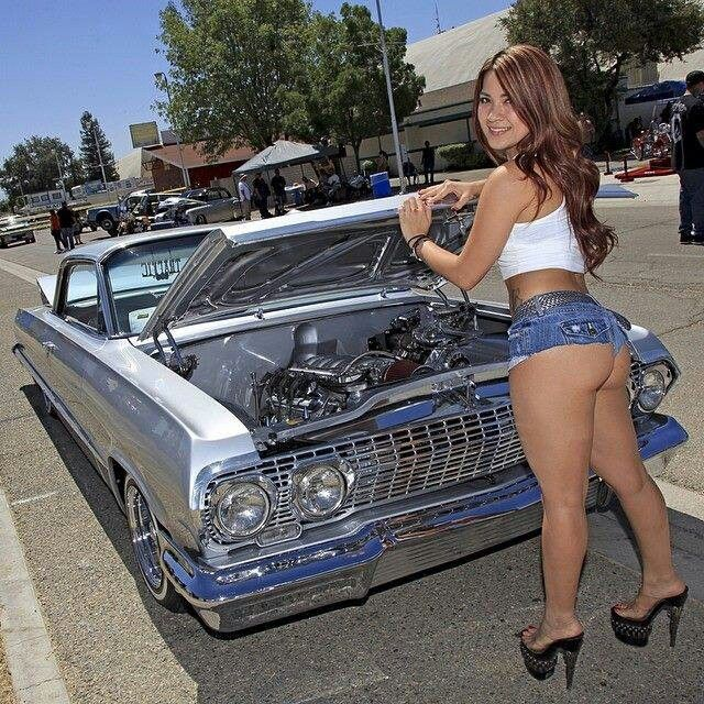 Pin By Willie Northside Og On Lowrider Cars And Latina Models By Guillermo Pinterest Low