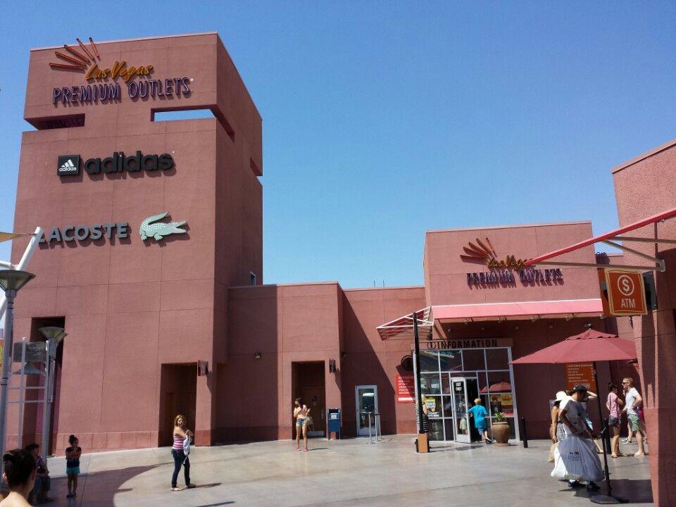Las Vegas Premium Outlets North Las Vegas Premium Outlets Road Trip Locations Las Vegas