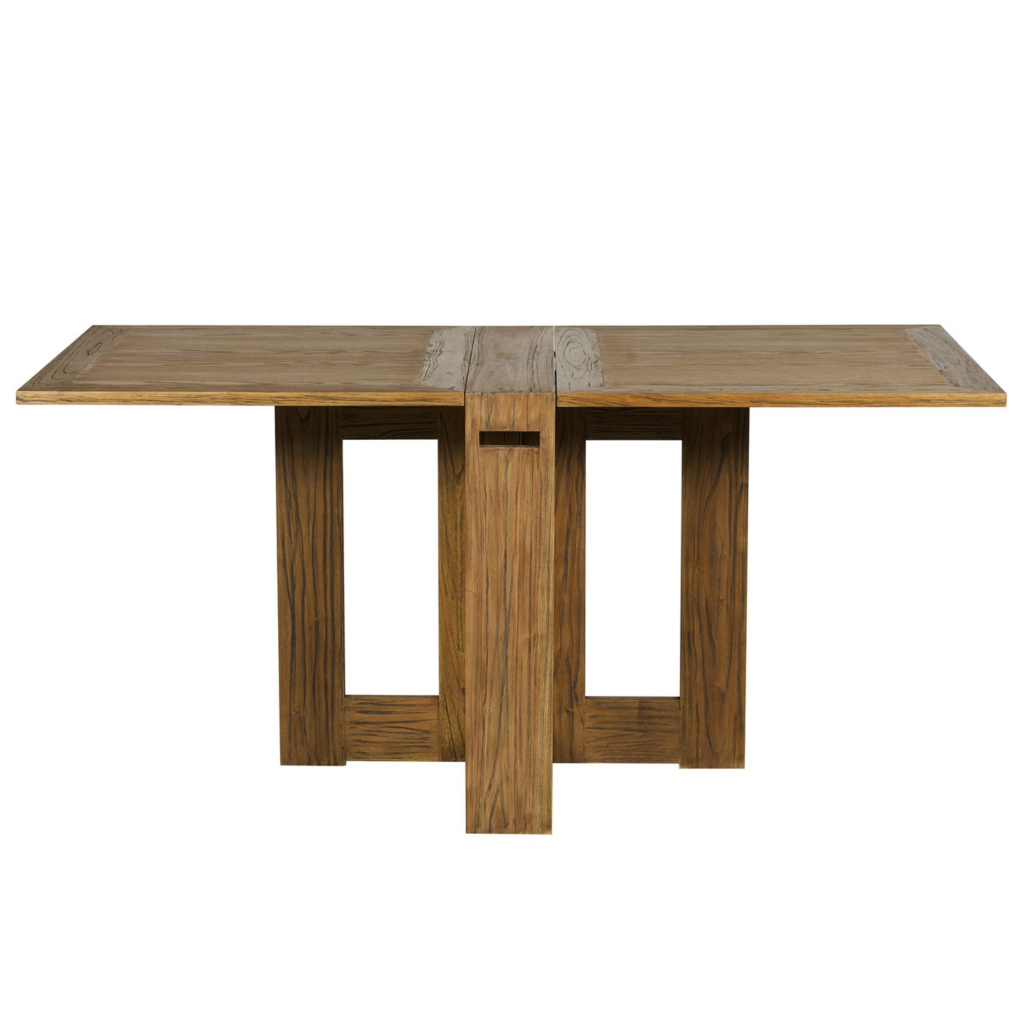 ACHICA Siwua Square Folding Dining Table