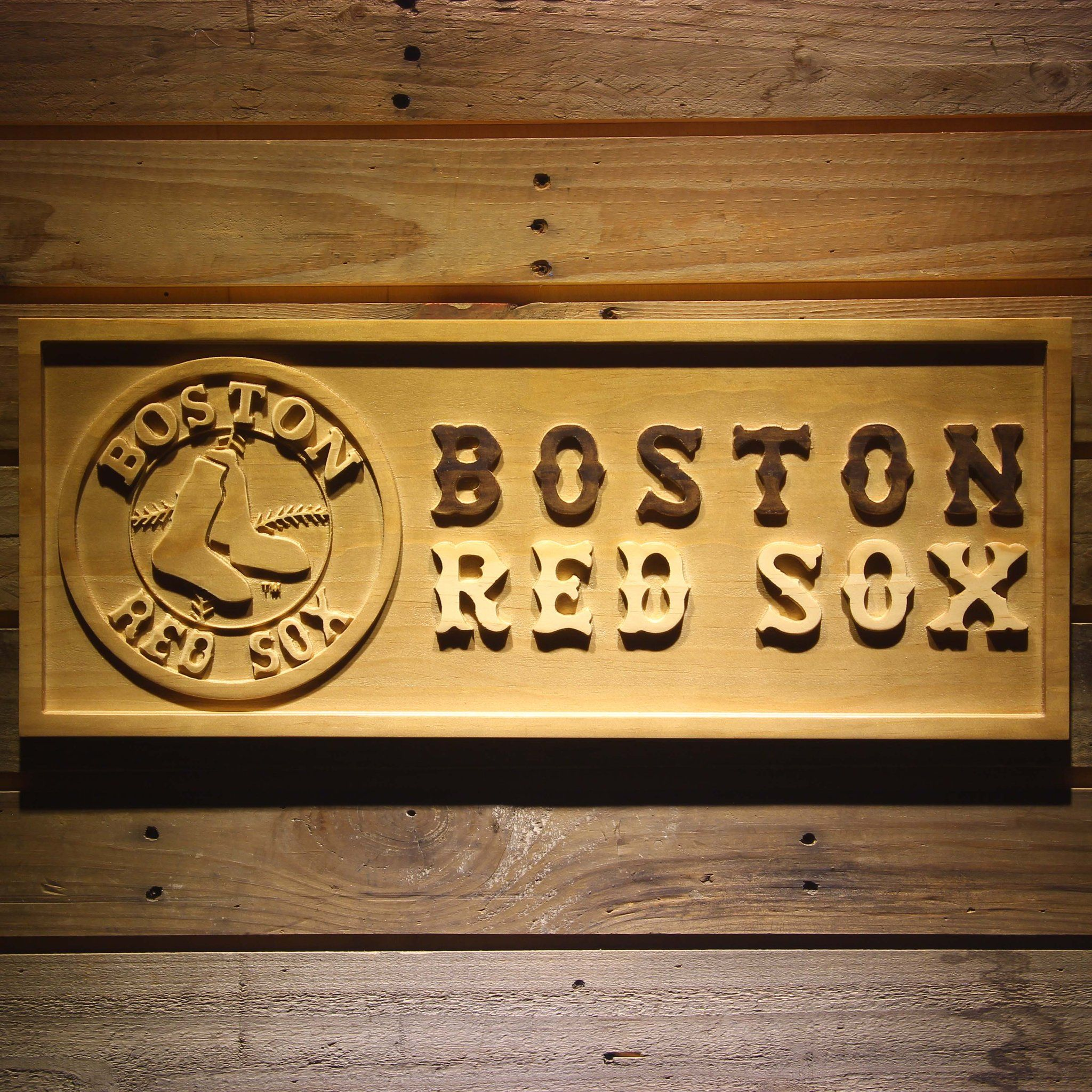Lovely Custom Wood Bar Signs