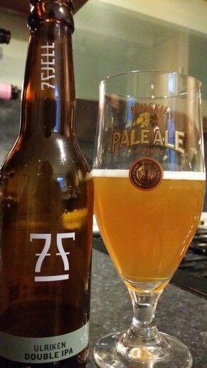 7 Fjell Bryggeri Ulriken Double IPA #craftbeer #Beer #realale #ale #beerporn #beerlove #Beergasm #NorwegianCraftBeer #norwegianbeer #CraftBeerNotCrapBeer #craftbeerporn #CraftNotCrap #BrewPorn #PinterestBeer #7FjellBryggeri #UlrikenDoubleIPA #Ulriken #7FjellUlrikenDoubleIPA #7FjellUlriken