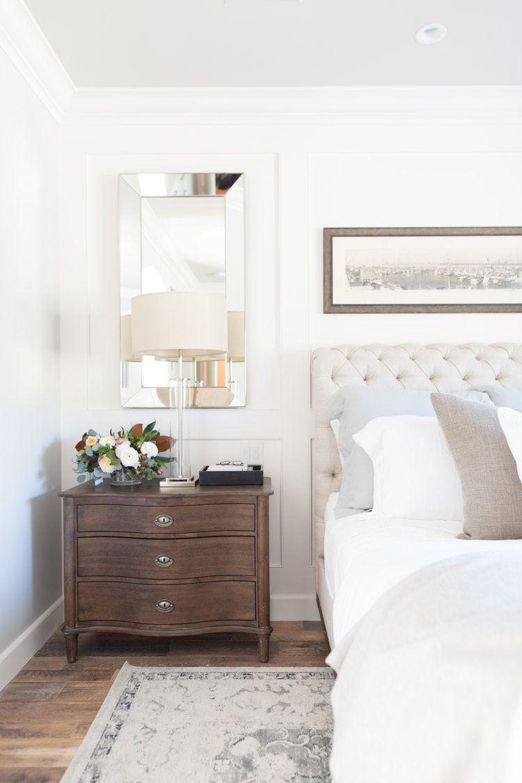 TALEGA BEACH HOUSE PROJECT MASTER BEDROOM — PURE SALT