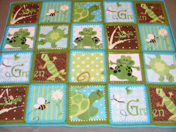 Crochet Edging Pattern - EdgeryDoo | ganchillo | Pinterest ...