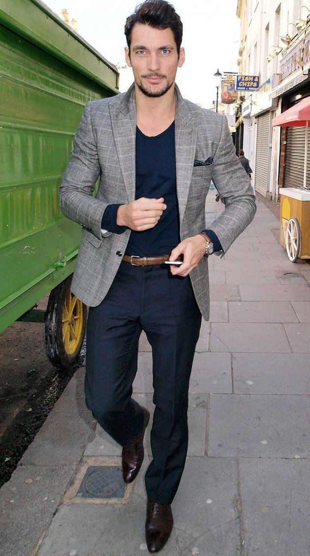 How to Achieve David Gandy's Style Well dressed men