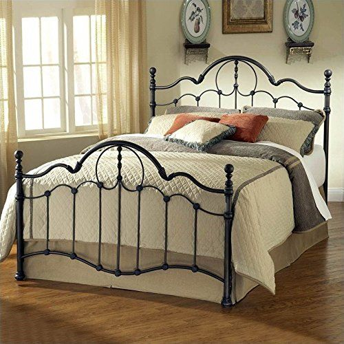 Fresh Bronze Metal Bed Concept