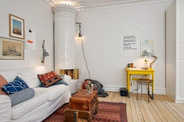 TIPS DECO: 5 pisos pequeños distribuidos en 1 sola estancia: 1a Parte