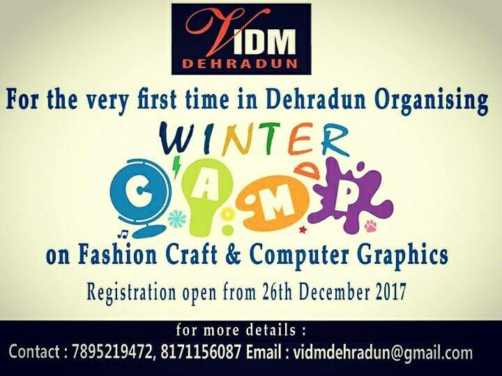 vidm dehradun is the best fashion design college in dehradun they offer multiple courses on fashion design interior design and event