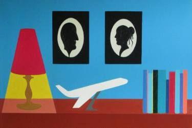 "Saatchi Art Artist Laura Ozola; Painting, ""Illuminant. We"" #art"