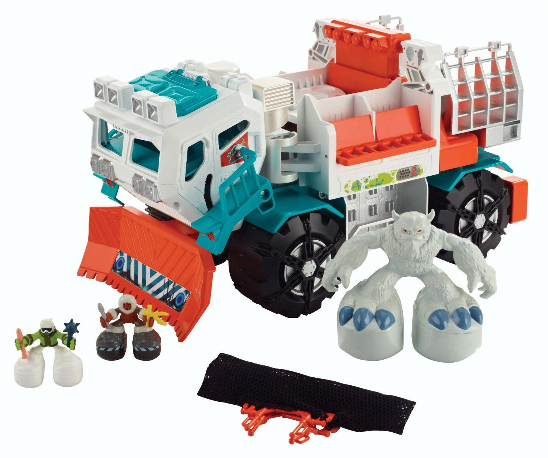 Matchbox Big Boots Yeti Catcher Truck Vehicle