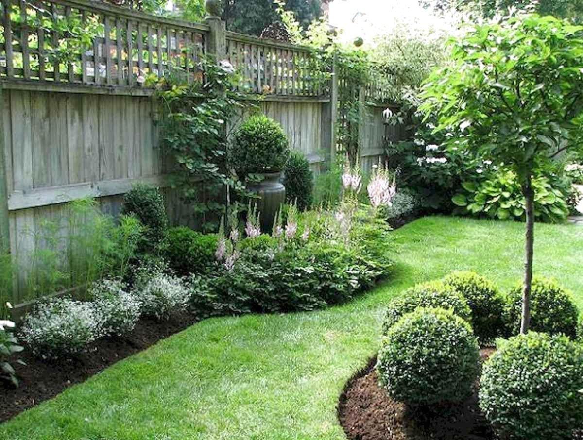 58 Favourite Backyard Landscaping Design Ideas On A Budget Home Garden In 2020 Privacy Landscaping Large Backyard Landscaping Fence Landscaping