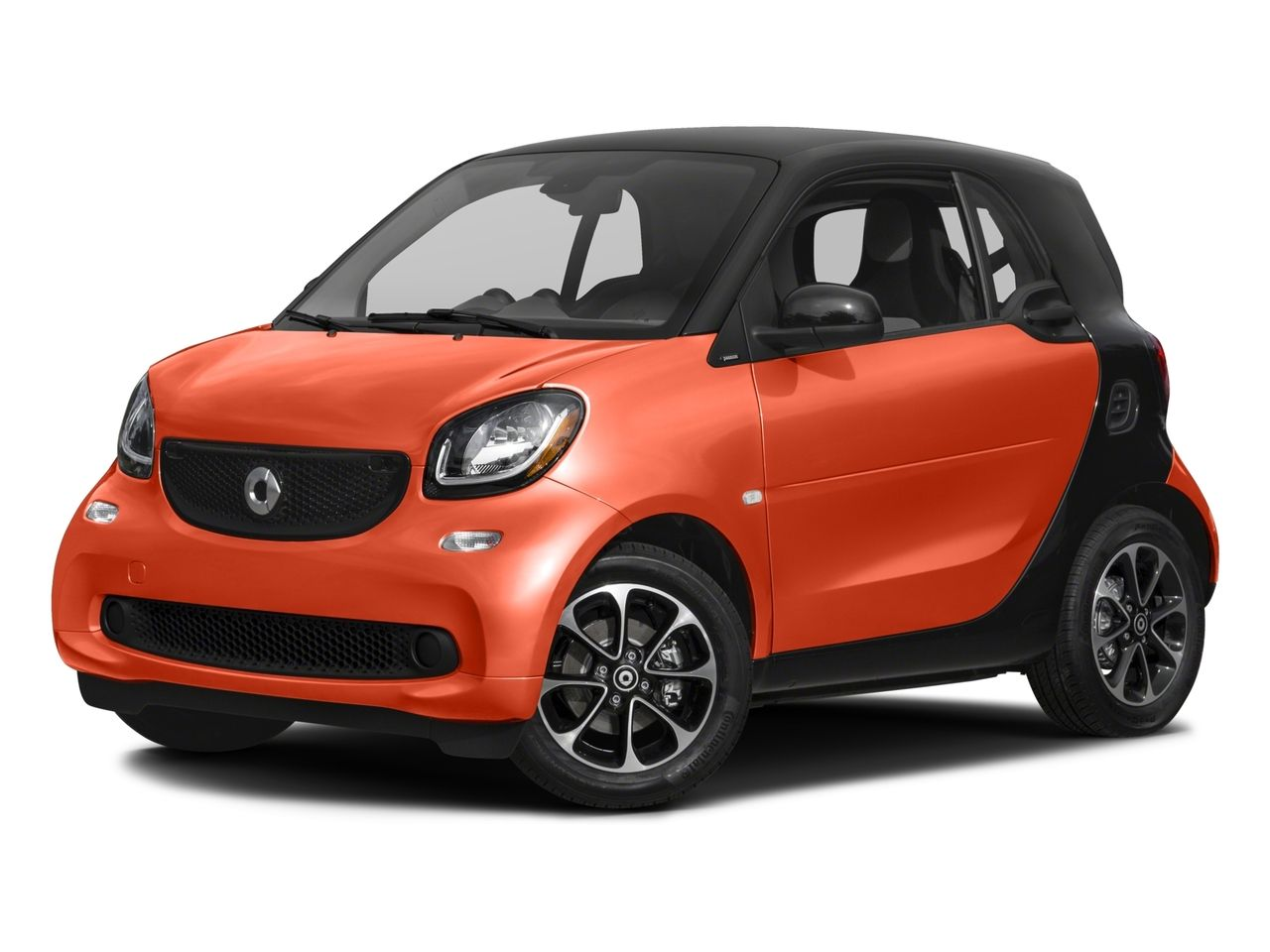 2016 Smart fortwo Passion Coupe smart cars Pinterest
