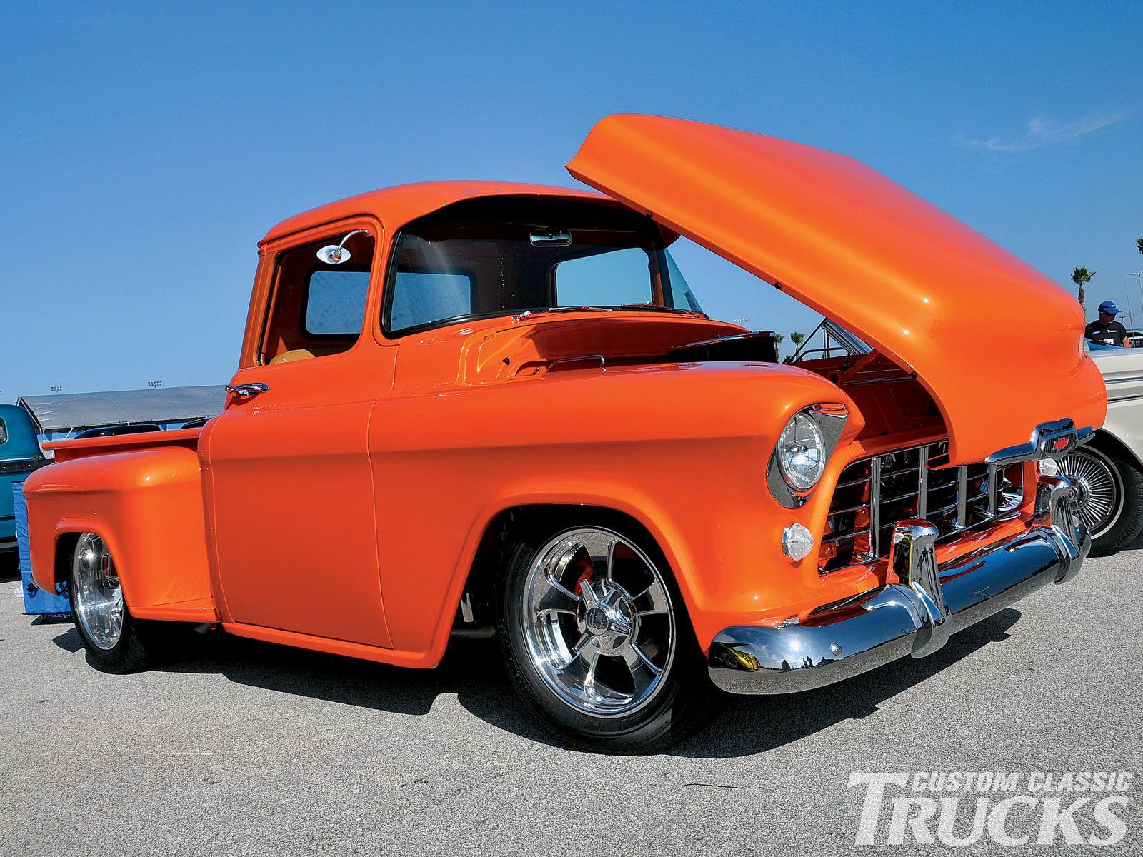 Classic Chevy Pickup Trucks 57 Chevy Trucks Chevy Trucks Chevy Pickup Trucks