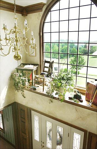 Decorating Goes To New Heights Ledge Decor Home Above Door Decor