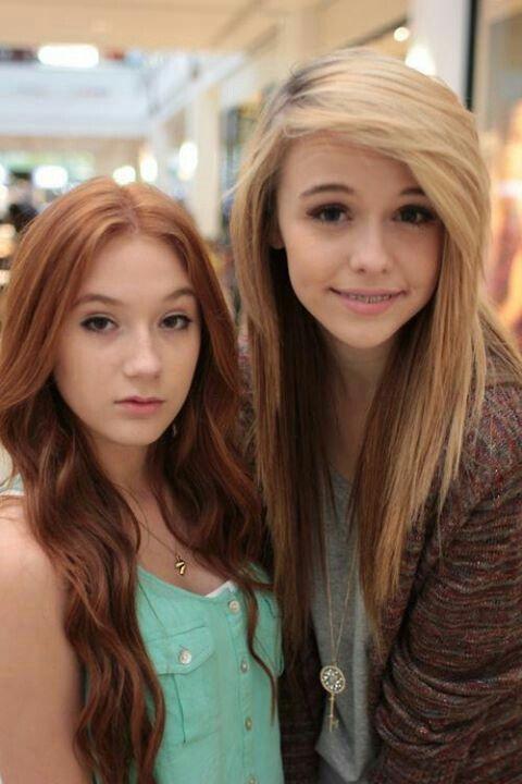 morgan demeola and acacia clark beauty girls pinterest
