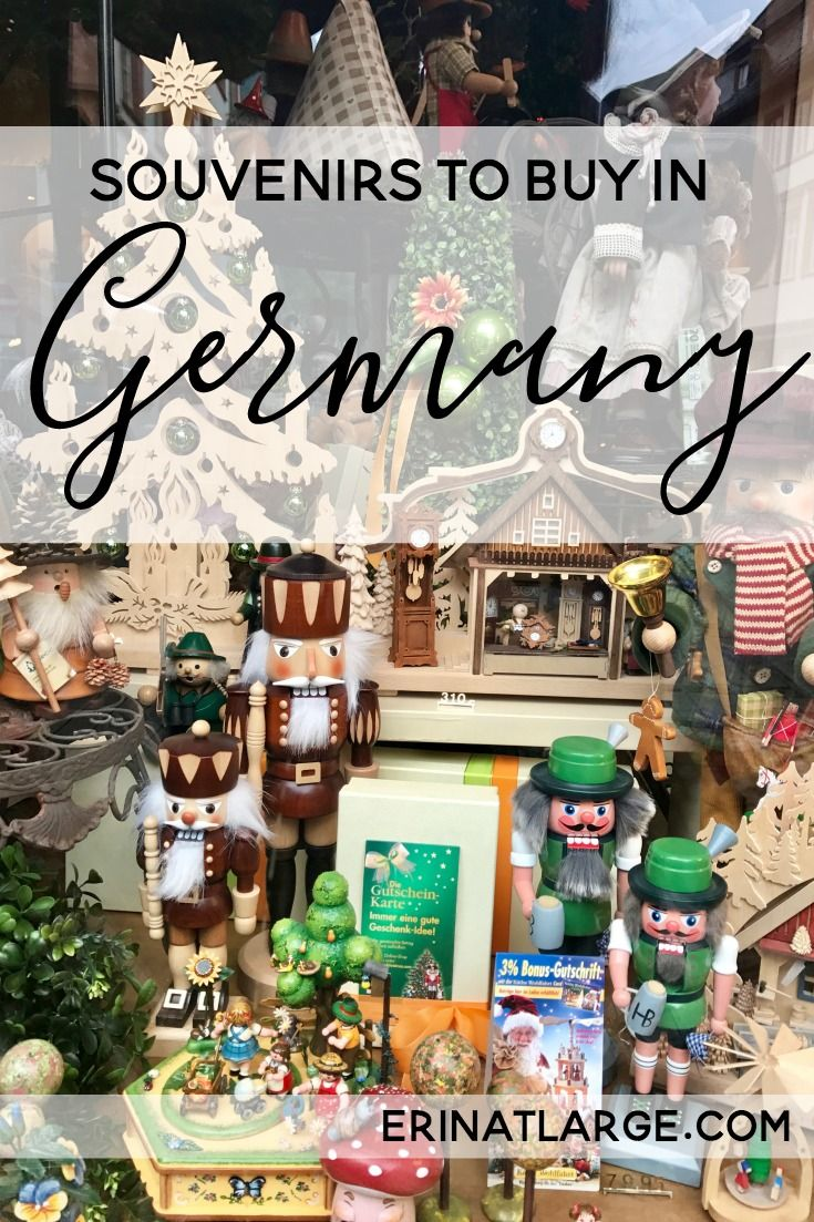 Souvenirs To Buy In Germany Germany Travel German Christmas