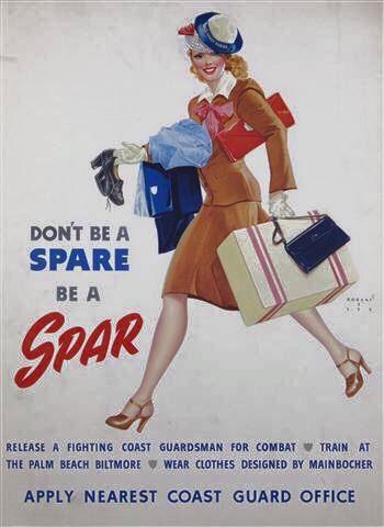 Coast guard spar vintage poster are certainly