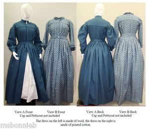 Victorian-Work-or-Maternity-Dress-Morning-Gown-Laughing-Moon-Sewing-Pattern-120