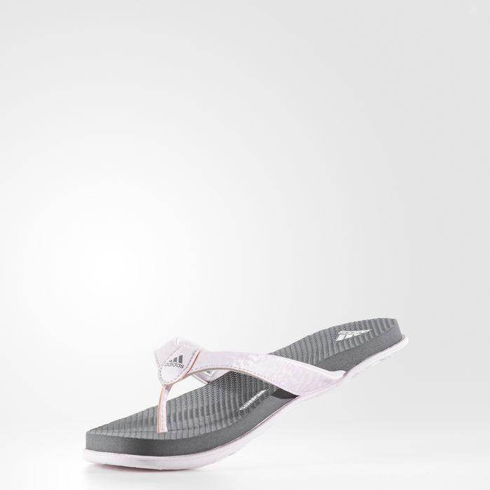 a1056ab8d576d8 Cloudfoam One Thong Sandals Pink 11 Womens Pink Adidas