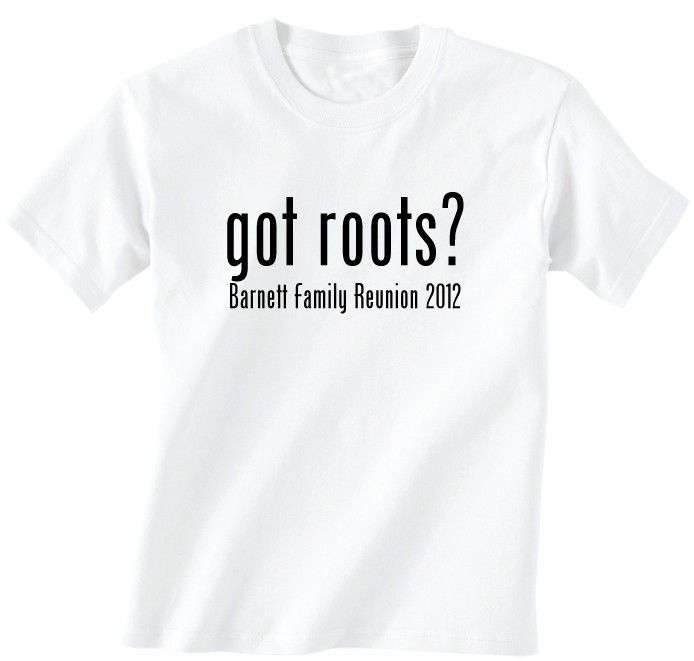 Family Reunion T-Shirt Design R1-27 | Family reunion shirts ...