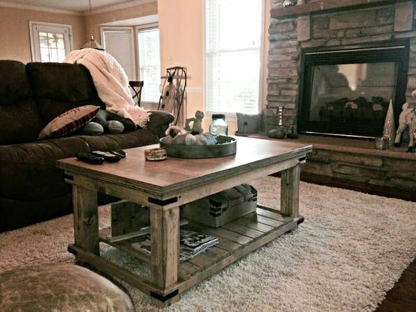 High End Coffee Tables Living Room