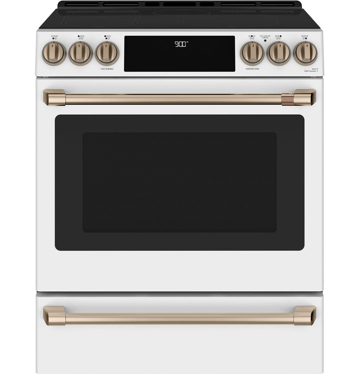 Microwave Convection Oven Over The Range Vent