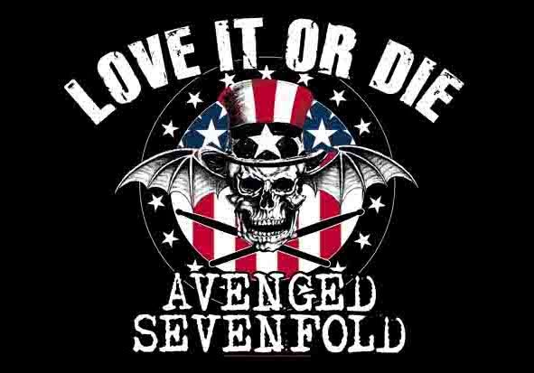 Top Five Republican Rockersmetal Insider Avenged Sevenfold