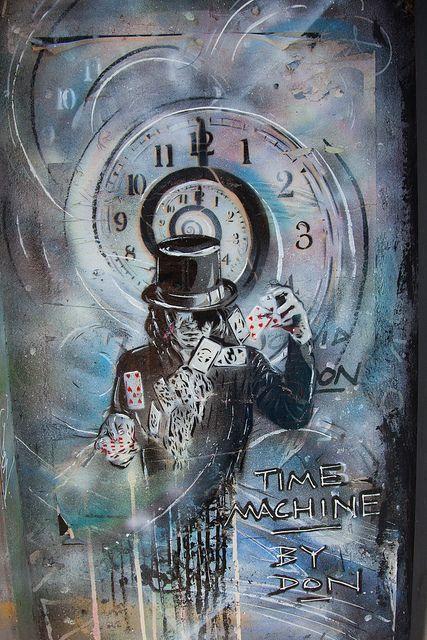 Time Waits For No Man - Paul 'Don' Smith, Brick Lane