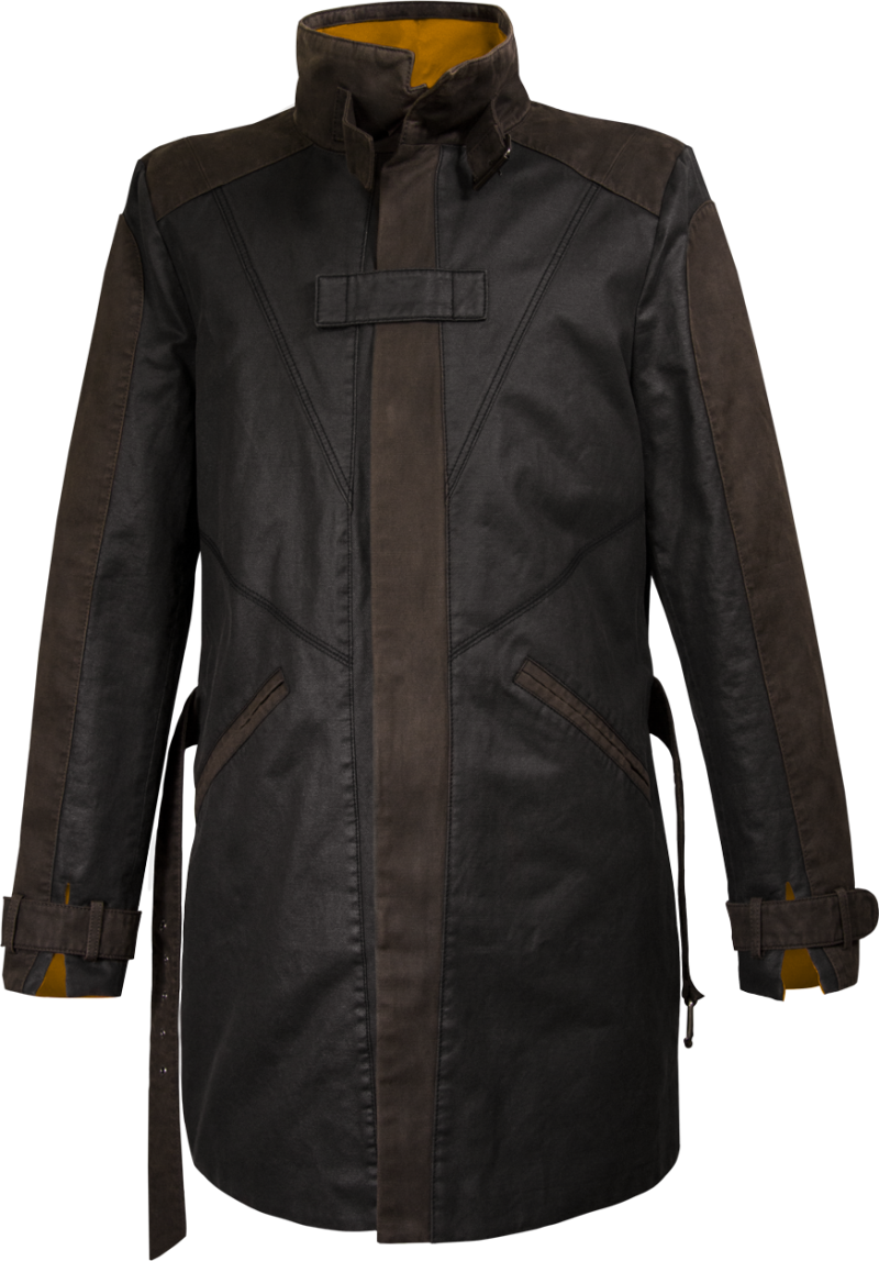 Leather jacket for dogs - Gaming