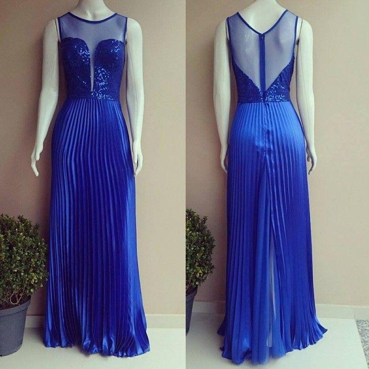 vestido-longo-festa-formatura-casamento-plissado-brilho-azul-klein-royal-comprar