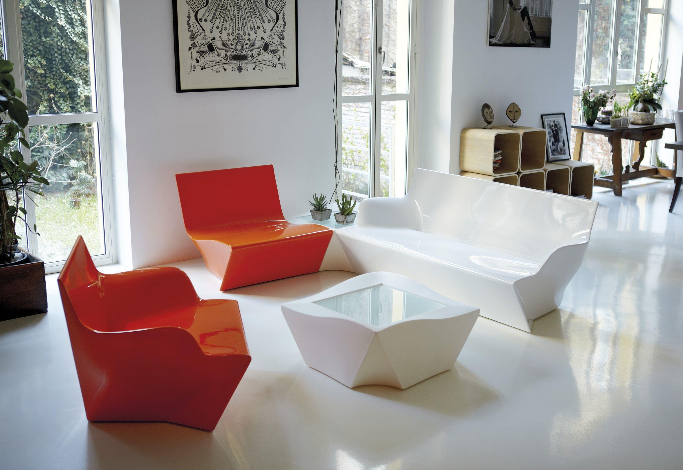 Kami collection, design Marc Sadler.