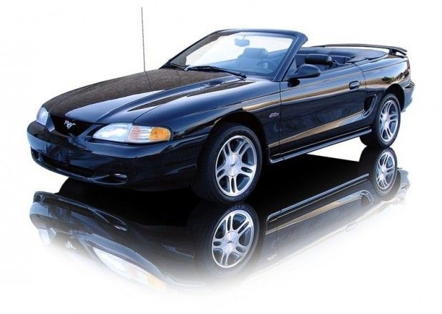 1997 Ford Mustang Gt Convertible 4 6 Liter V8 Car Pictures Mustang Gt Ford Mustang Ford Mustang Gt