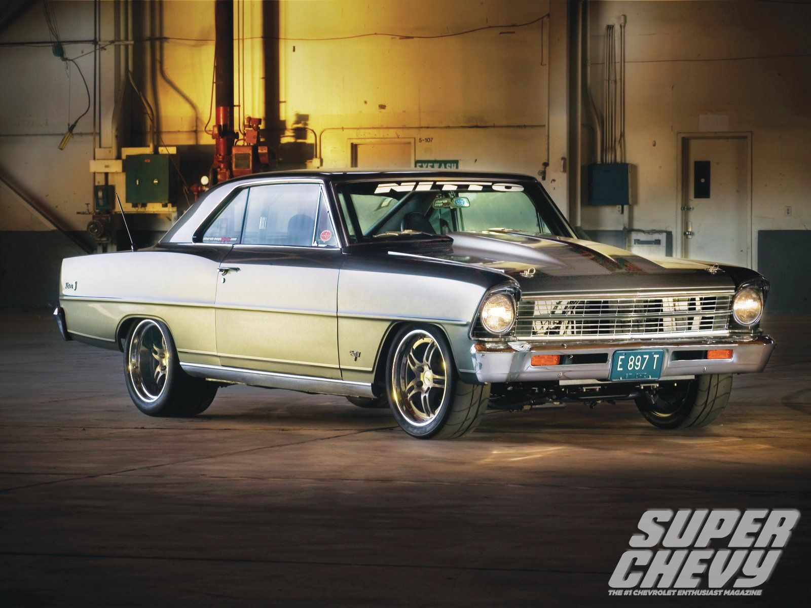 1967 Chevy Nova Cars Old Muscle Cars Modern Muscle Cars Chevy